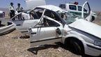 روز مرگبار در یزد / واژگونی 2 خودرو با 3 فوتی و 5 مصدوم