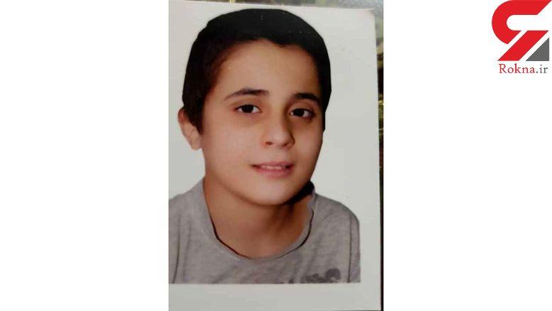 عکس کودکی که با لقمه غذا کشته شد / در کرج رخ داد