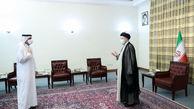 جزئیات دیدار وزیر خارجه قطر با رئیسی
