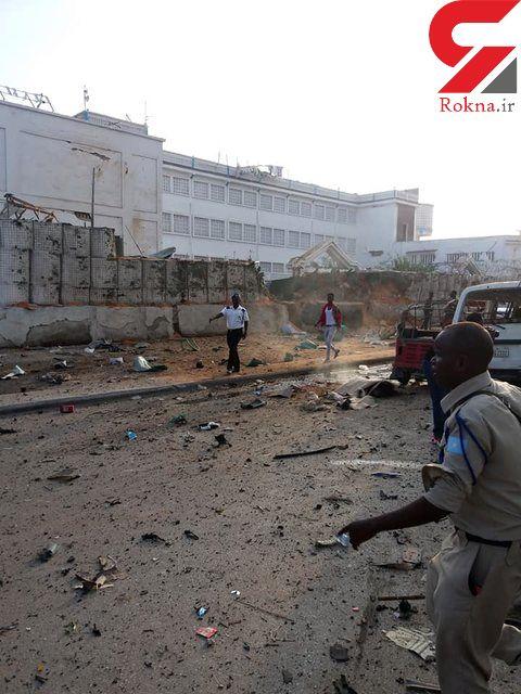 کشته شدن ۲۰ تن در سلسله انفجارهای موگادیشو/ الشباب مسئولیت را برعهده گرفت