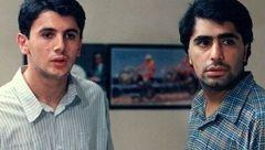 تصویری قدیمی و جالب از دو بازیگر سینمای ایران  + عکس