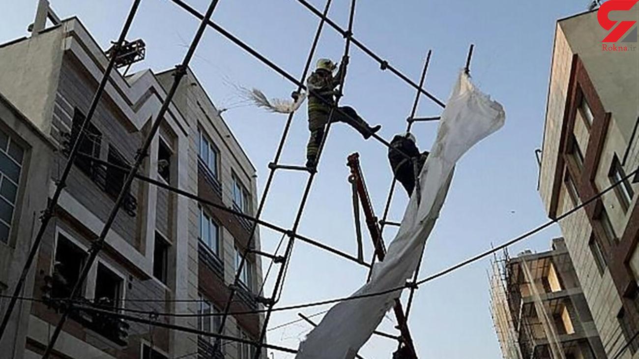 مرگ دردآور کارگر جوان در شرکت صنعتی / در ساوه رخ داد