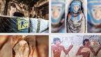 کشف 8 مومیایی در تابوت آهکی+ عکس