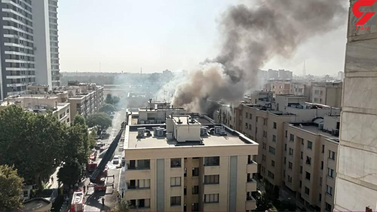 انفجار هولناک در مشهد / امروز رخ داد
