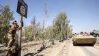 پایین کشیدن پرچمهای داعش از کوچه و خیابانهای تلعفر + عکس