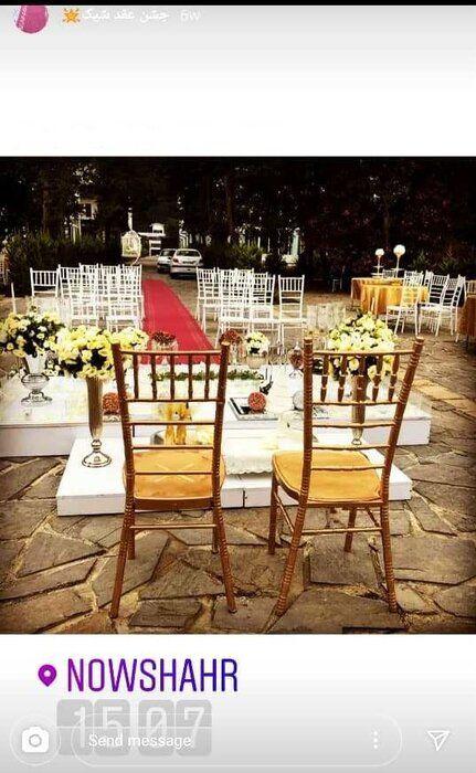 lylbeCkMaEKh - لو رفتن عروسی های پنهان در شهرک های لاکچری مازندران