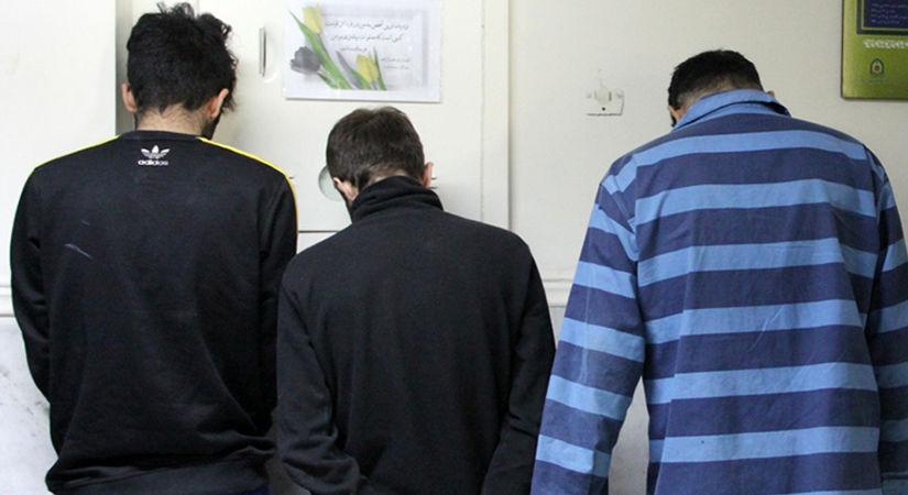 فیلم های دیده نشده از دزدان پنجه طلایی خانه های تهران / پلیس منتشر کرد + فیلم گفتگو