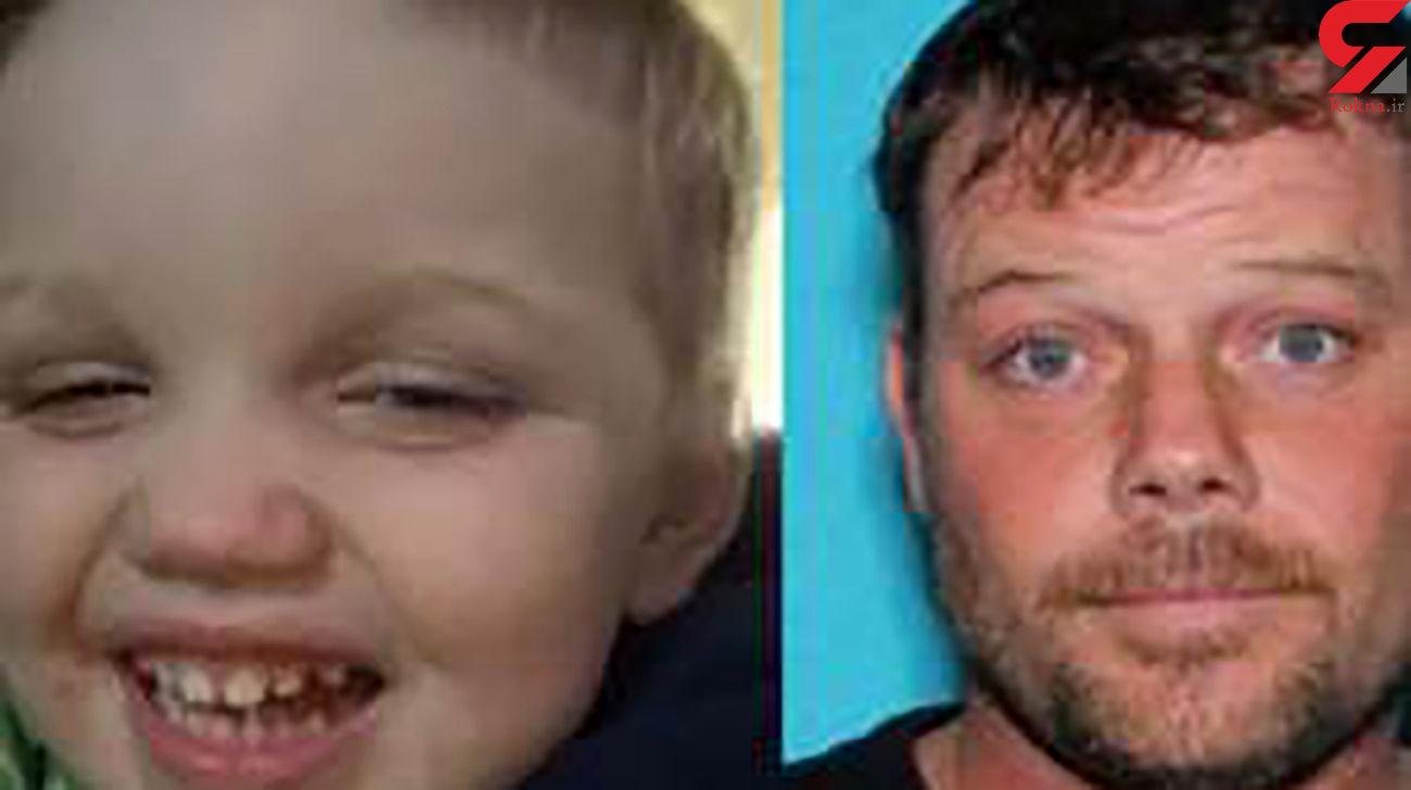 پلیس در جست و جو پدر کودک ربا + عکس