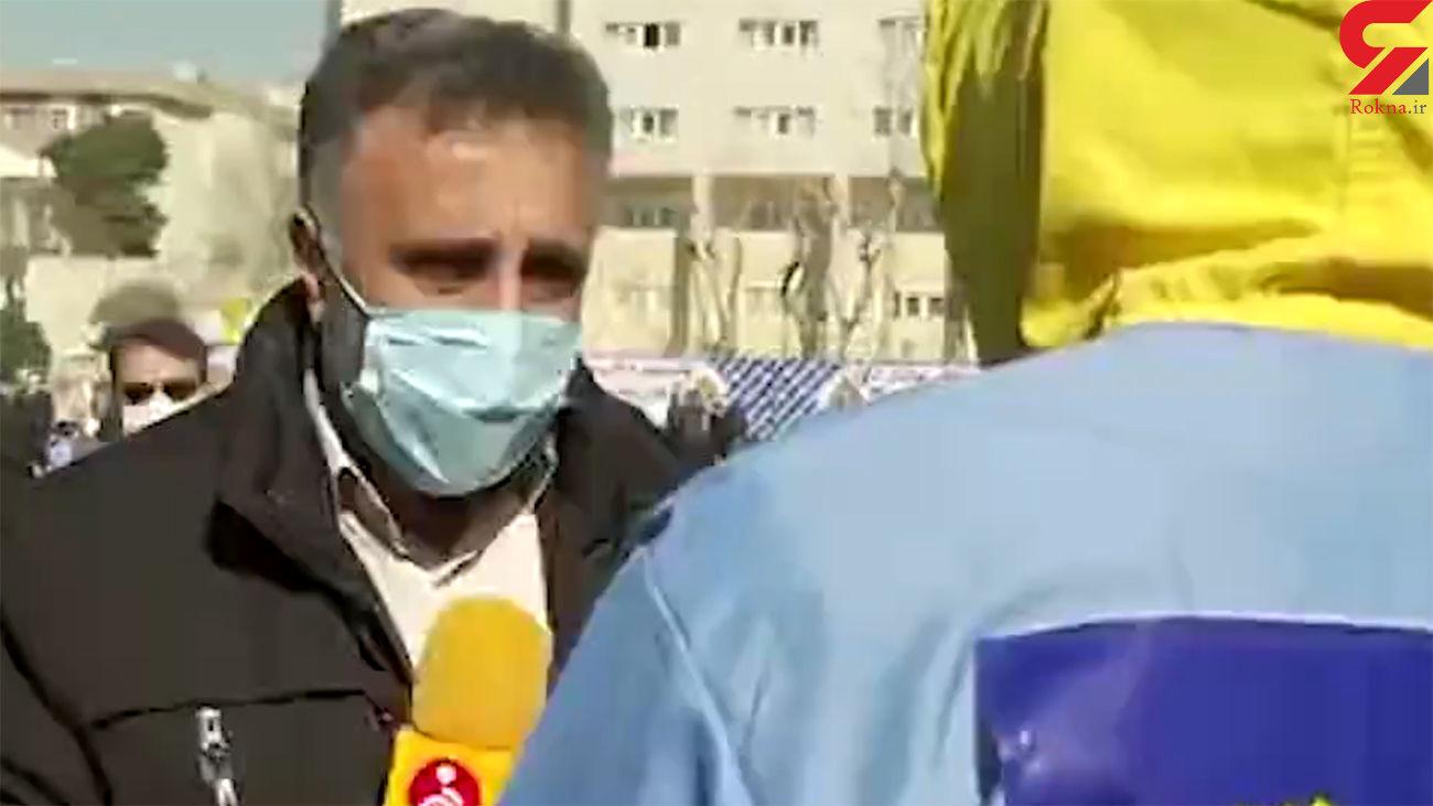 رکورد سرعت سرقت در تهران توسط این سارق شکسته شد + فیلم