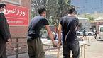 گزارش تکاندهنده از یک بیمارستان کرونایی در تهران + عکس