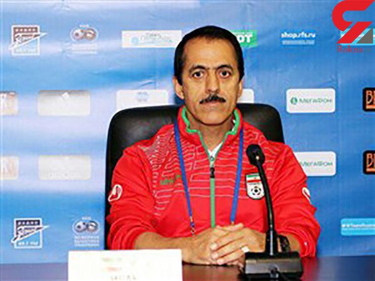 چمنیان: نگران غیبت بازیکنی مقابل اسپانیا نیستم