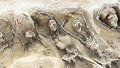 پیدا شدن اسکلت چند انسان در رستم آباد