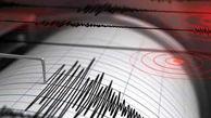 زلزله ۴ ریشتری در فریدون شهر