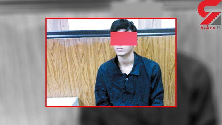 راننده شیطان صفت اینترنتی محاکمه می شود + عکس