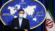 اخطار خطیبزاده در پی اصابت راکت های جنگی به مناطق مرزی