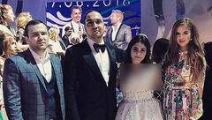 ازدواج جنجالی دختر میلیاردر که با پیشخدمت اشتباه گرفته شد! +تصاویر