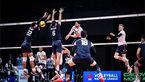 مصاف تیم ملی والیبال ایران و کانادا