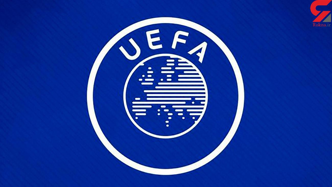 ممانعت فوتبالی در روزهای کرونا ازسوی یوفا