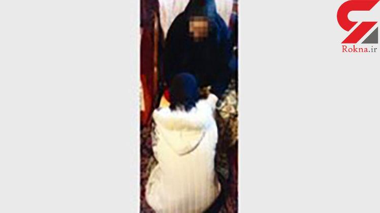 دستگیری کثیف ترین عروس و داماد در کرج + عکس
