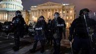 یک مامور پلیس حاضر در صحنه آشوبهای کنگره، جان باخت