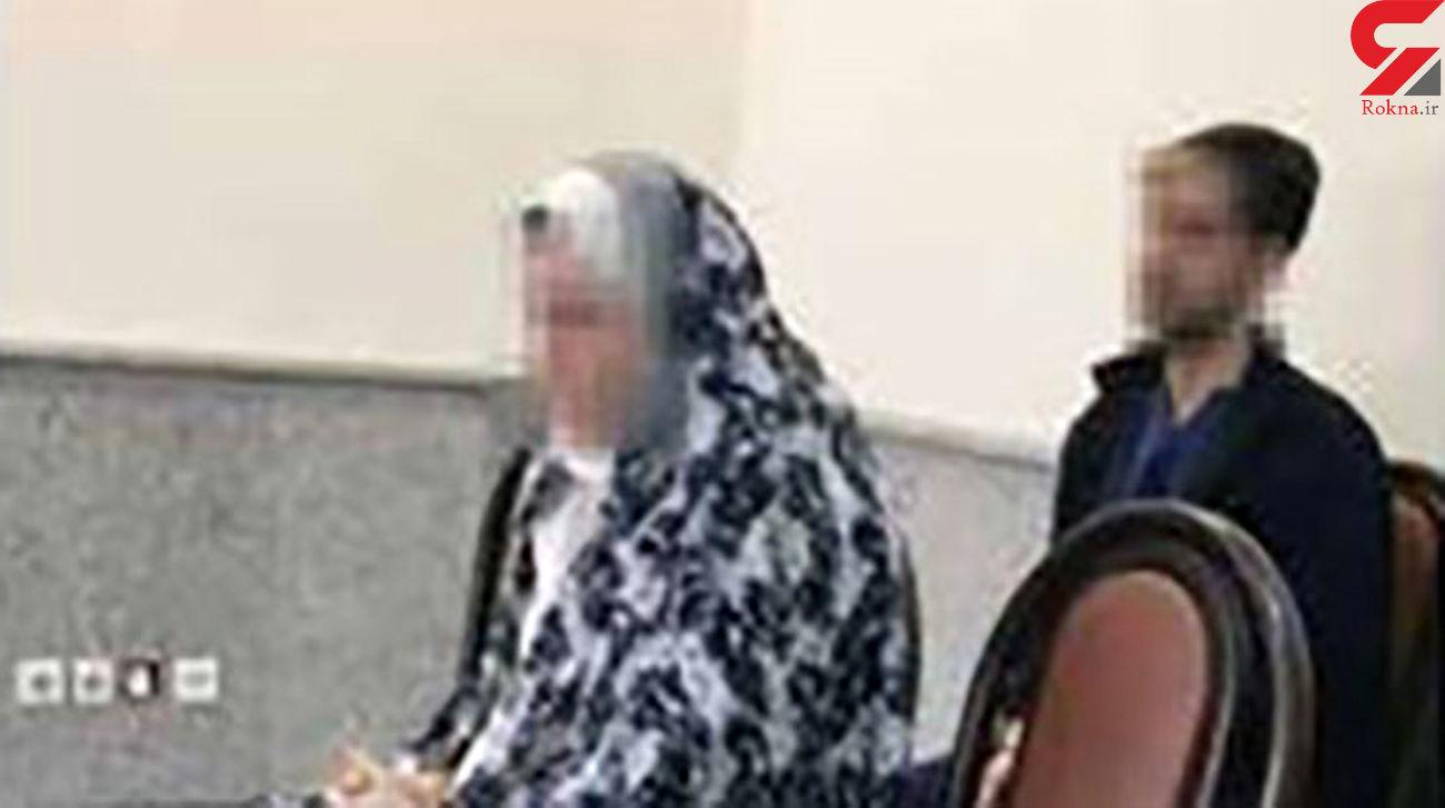 شکنجه های تلخ عروس 13 ساله مشهدی / شوهرم سایه مرد غریبه را در کنار هوویم دیده بود + عکس