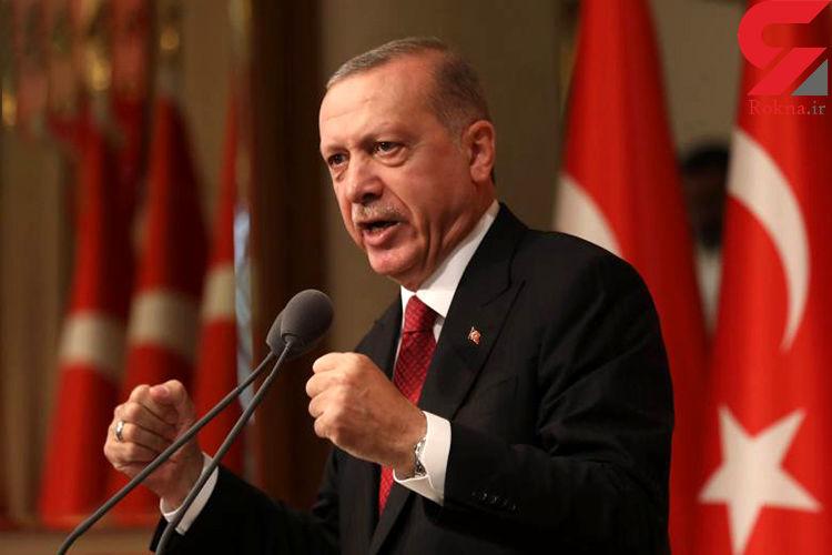 اردوغان: نیروهای ترکیه از شمال سوریه خارج نخواهند شد