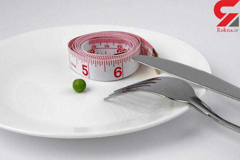 فرمول تغذیه ای برای تناسب اندام در بهار
