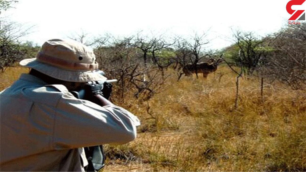 دستگیری 2 شکارچی متخلف در هیر