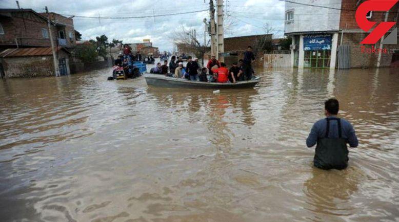 جانباختگان حادثه واژگونی قایق گمیشان، «شهید خدمت» محسوب میشوند