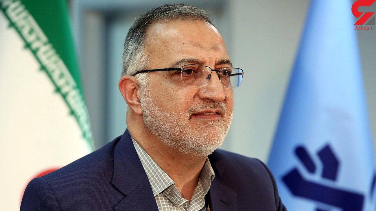 تقدیدر شهردار تهران از حسن یزدانی / نام این پهلوان باید در کوچه و خیابان بچرخد