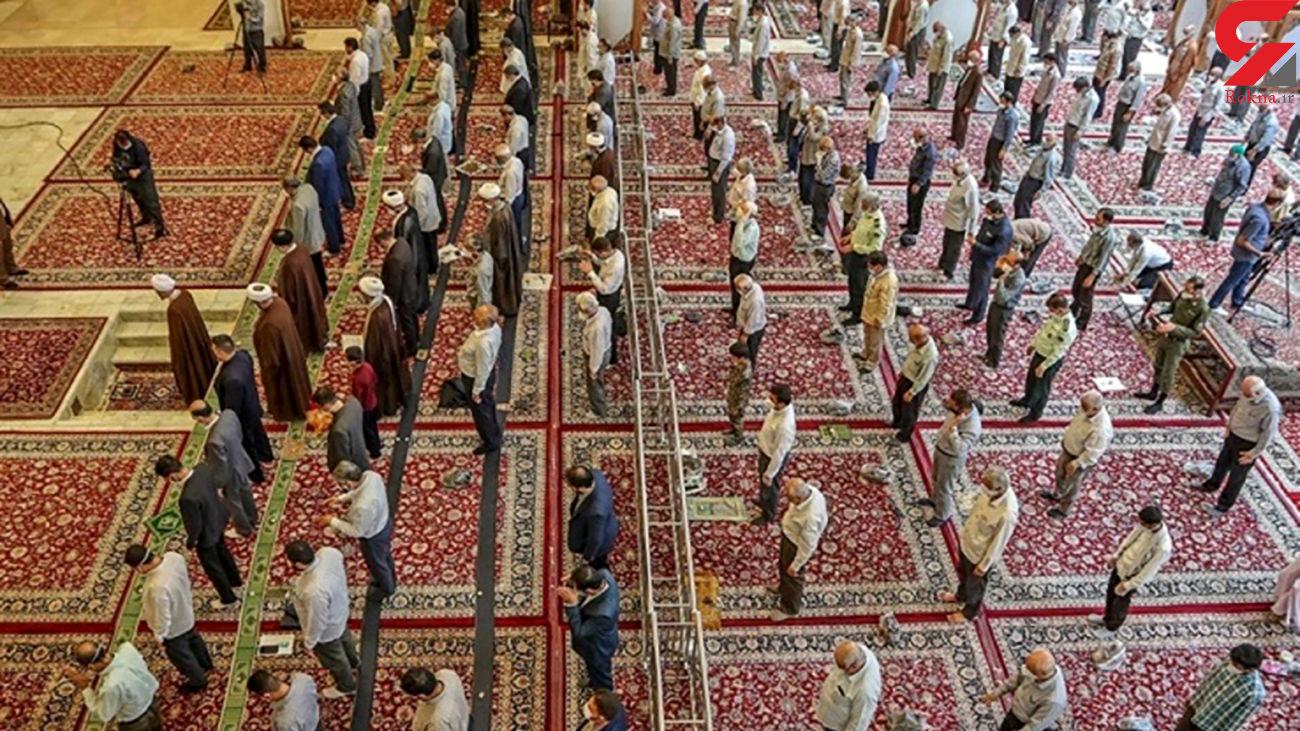 نماز جمعه در فردیس با رعایت نکات بهداشتی برگزار میشود
