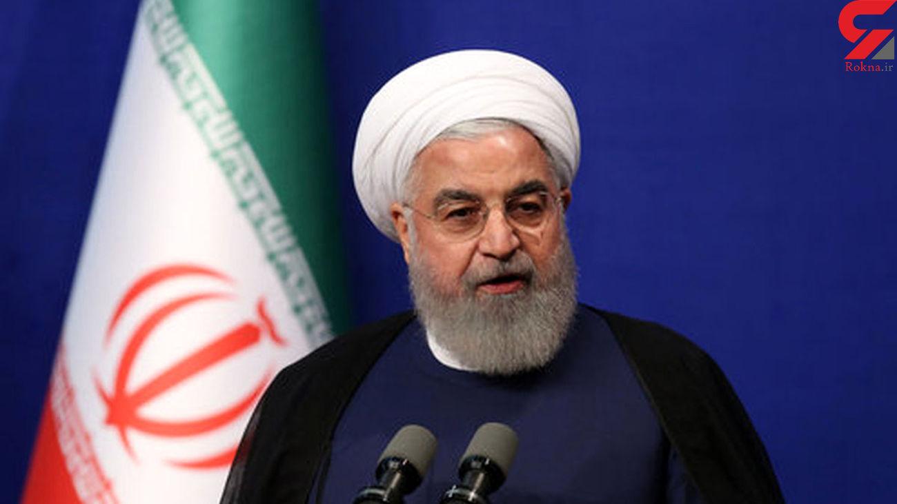 روحانی: مردم می توانند با وثیقه گذاری سهام عدالت، کارت اعتباری بانک ها را اخذ کنند