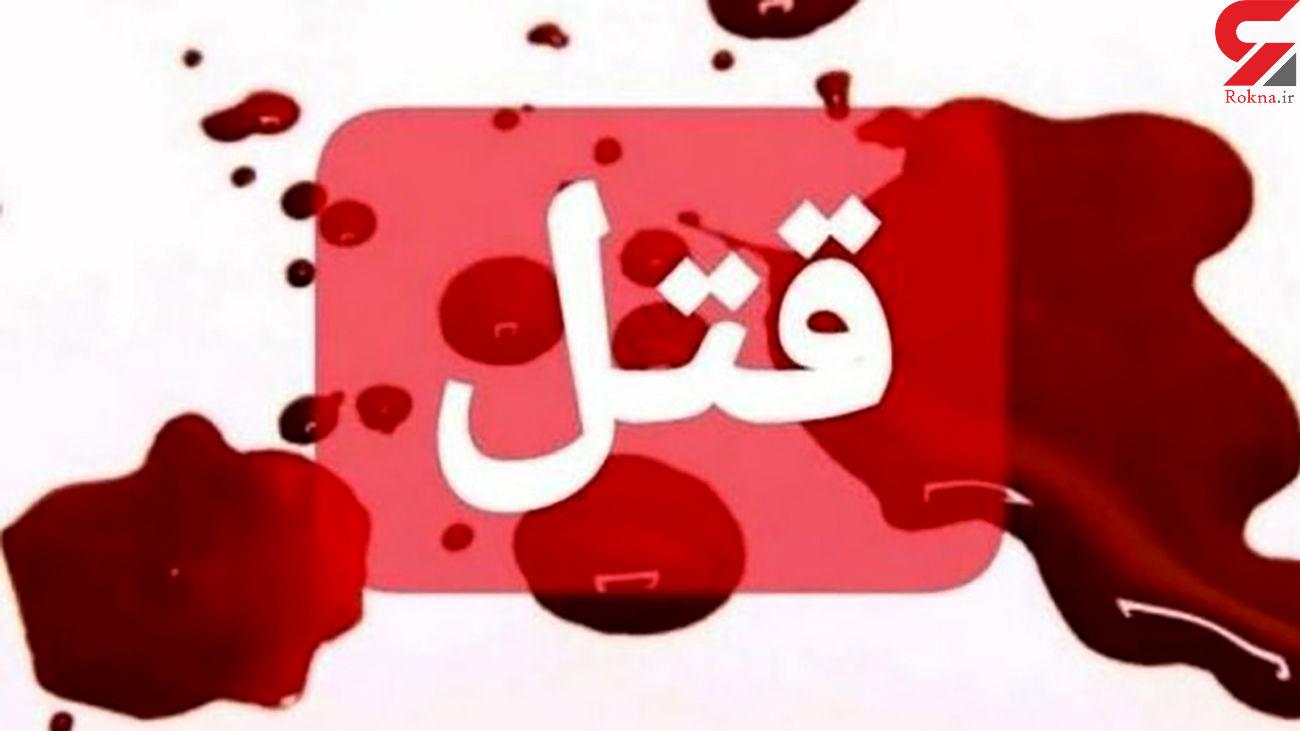 قتل پسر جوان مقابل فروشگاه رفاه تهرانسر / 4 جوان چاقو به دست فرار کردند
