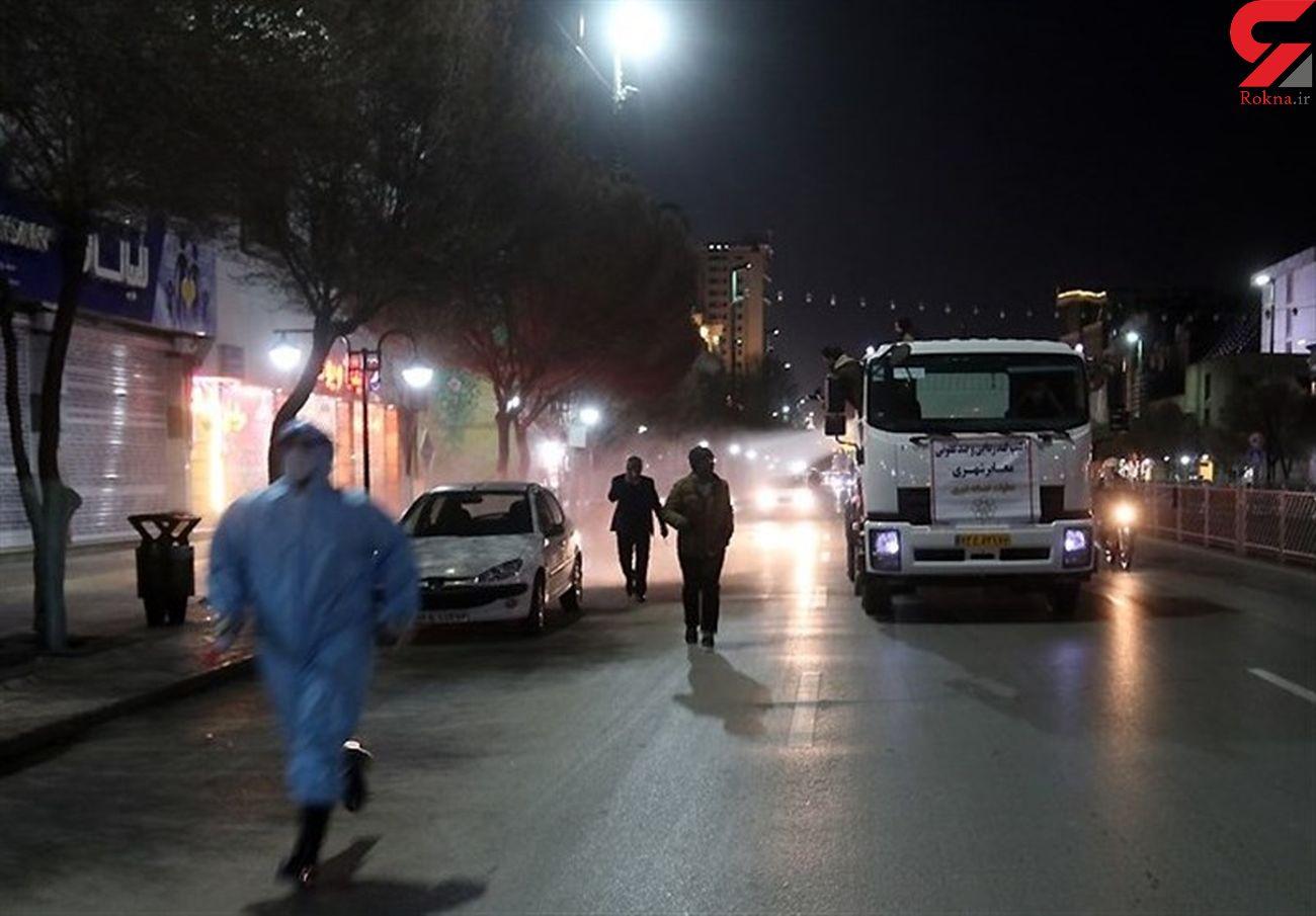 شناسایی نقاط داغ پرتردد ایجاد کننده خوشههای کرونا در تهران
