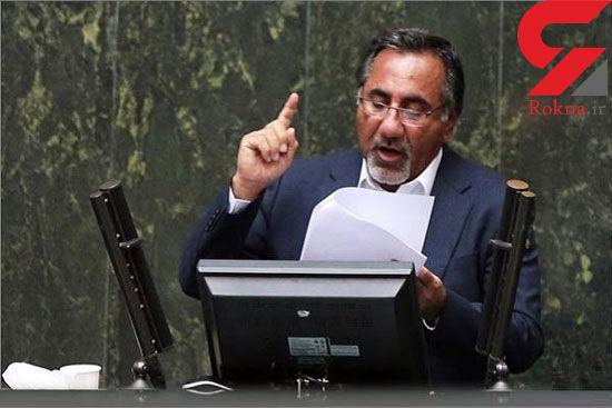 انتقاد تند نماینده زاهدان در مجلس از فراستی
