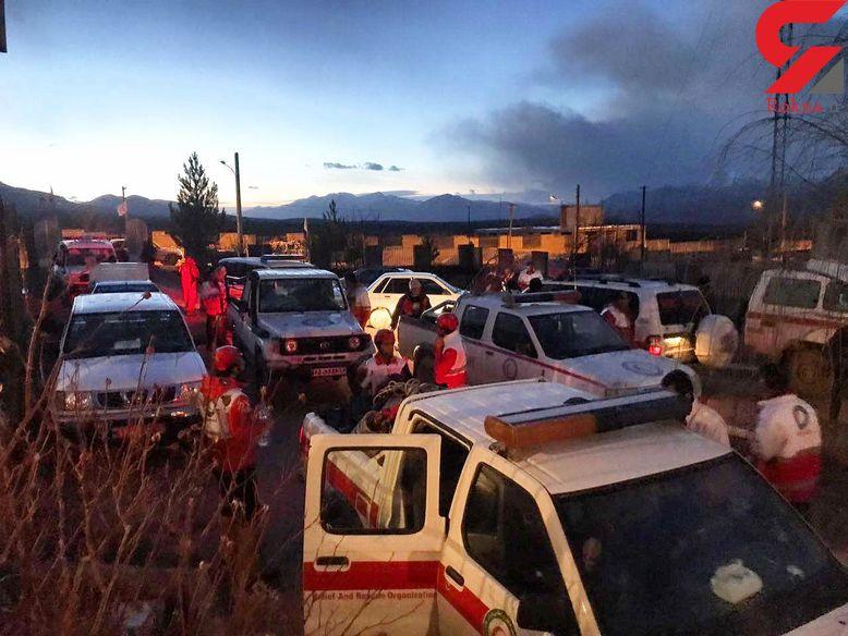 احتمال ریزش بهمن در محل سقوط هواپیما تهران-یاسوج