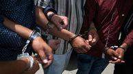 4 اوباش سرشناس محمودآباد دستگیر شدند