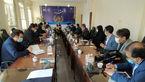 جلسه شورای حفاظت از منابع آب به ریاست فرماندار هشترود برگزار شد