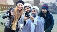 """""""پارادایس"""" با بازی جواد عزتی از توقیف درآمد"""