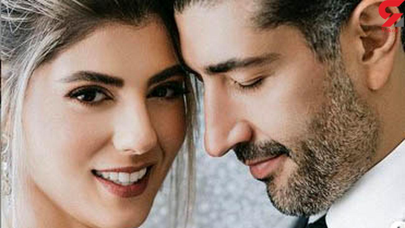 عکس دیده نشده از عروسی مهسا طهماسبی