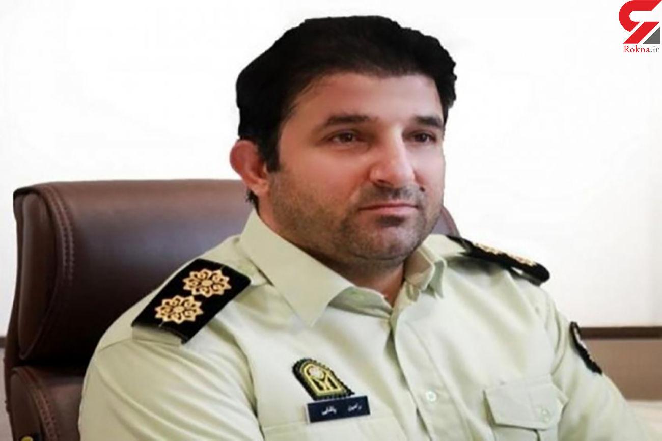 بازداشت عامل آزار یک گوسفند در کرمان