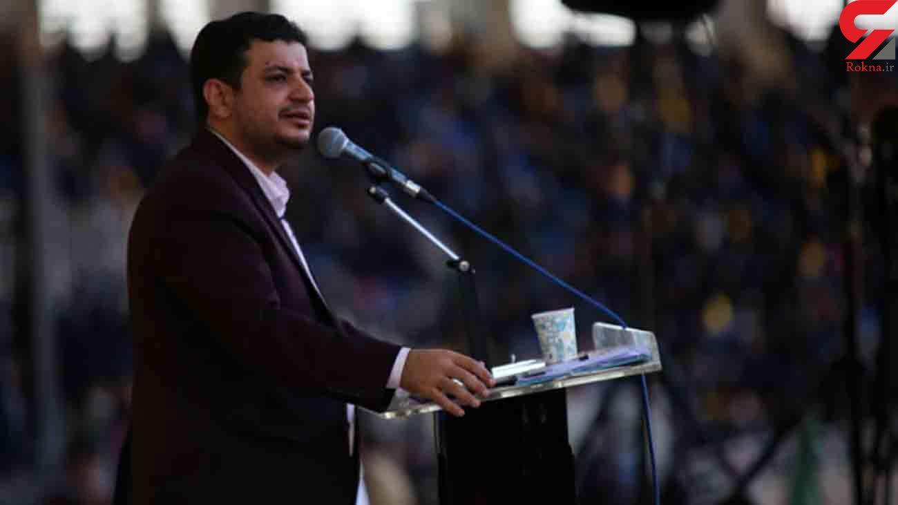 رائفیپور به منتقدان جشن بیعت مشهد پاسخ داد