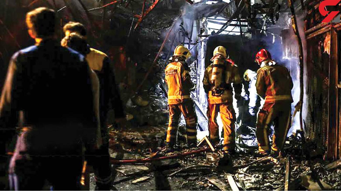 آخرین جزئیات از کلینیک مرگ !  + فیلم و عکس از انفجار تجریش و کشته شده های حادثه