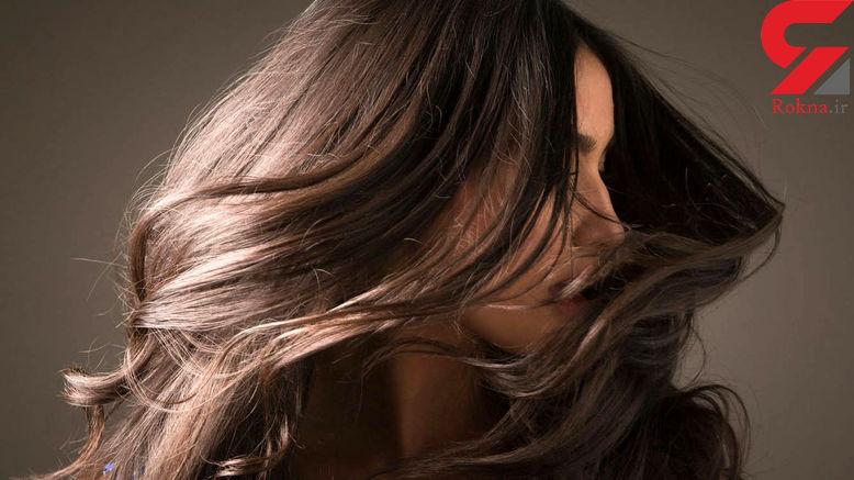 راز داشتن موهای شاداب/چگونه جوان بمانیم؟