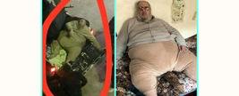 چاقترین تروریست داعشی دستگیر شد / این غول فقط تکه تکه میکرد+ عکس