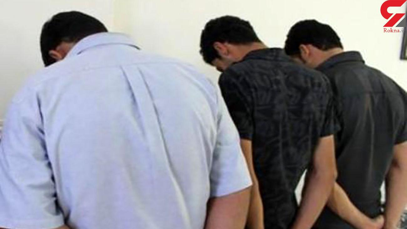پایان فرار قاتلان سیستان و بلوچستان / این 3 مرد 3 نفر را کشته بودند + عکس