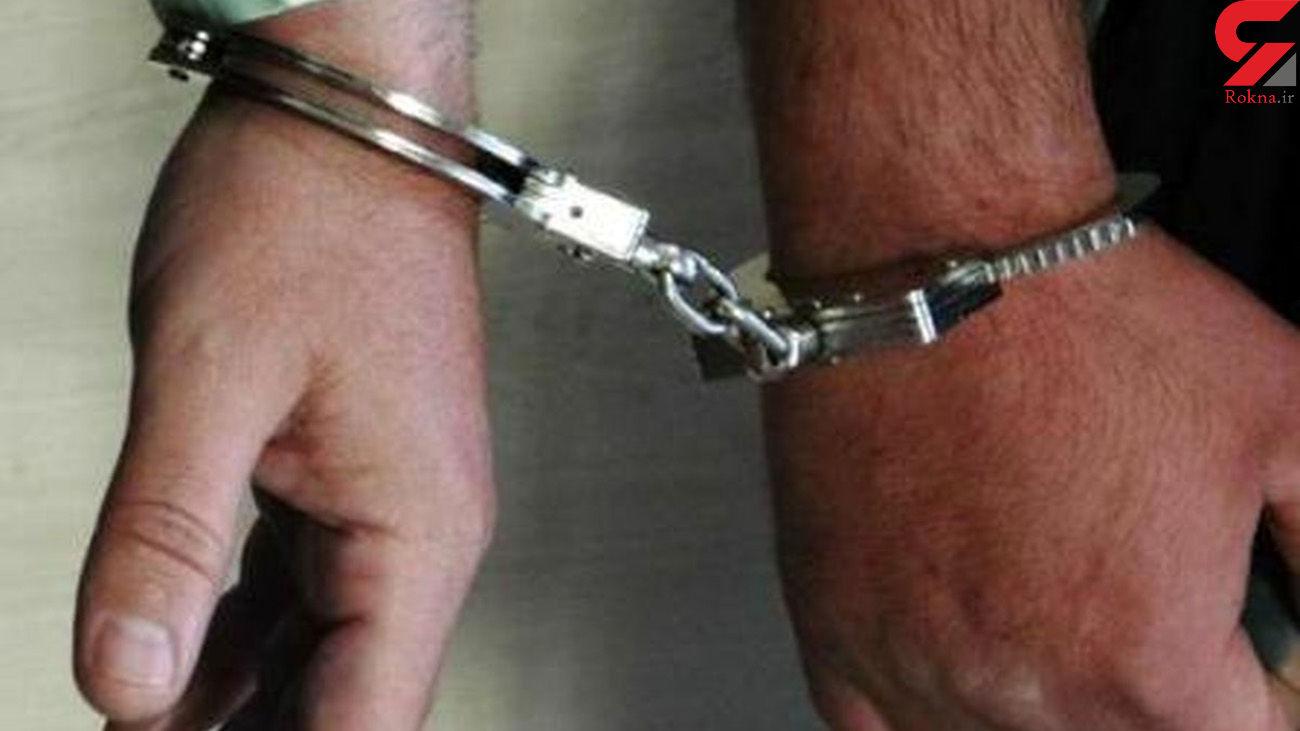 دستگیری یکی از برهم زنندگان نظم و امنیت در شهرکرد