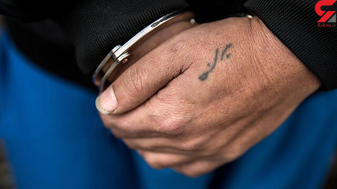 بازداشت عامل سگ کشی در بهشهر + فیلم تلخ