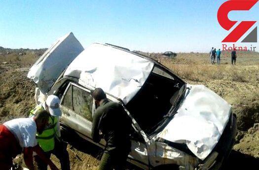 حادثه تلخ رانندگی 12 شب در زنجان / یک نفر جان باخت