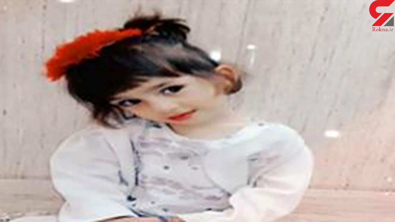 صبا کوچولو دختر زیبایی که اشک همه را در یاسوج درآورد!  + عکس